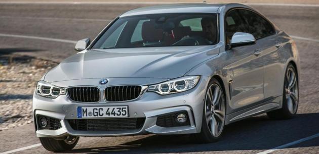 YENİ BMW 4 SERİSİ GRAN COUPE