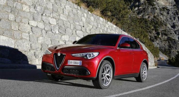 Alfa Romeo'nun 2017 üretimi yeni modellerde %62 arttı