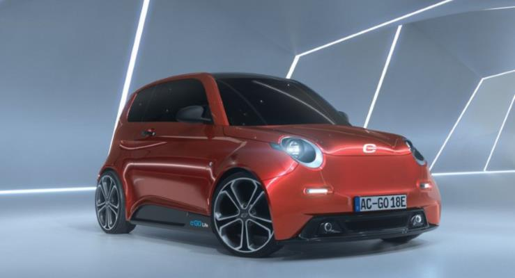 Alman startup e.Go Mobile ucuz elektrikli otomobil üretecek