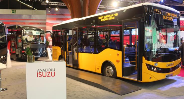 Anadolu Isuzu üretime ara veriyor