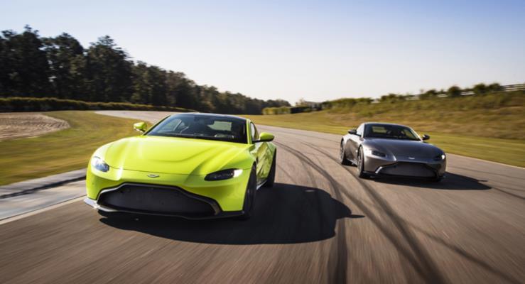 Aston Martin Vantage 350 bin euro fiyat etiketiyle geliyor