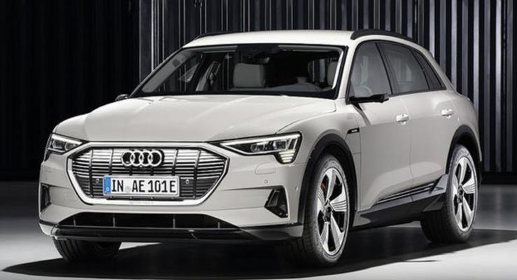 Audi'nin elektrikli SUV'si dört hafta gecikmeli çıkacak