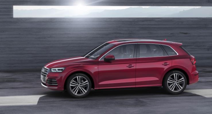 Audi'nin ilk uzun SUV'si Q5L Pekin'de tanıtıldı