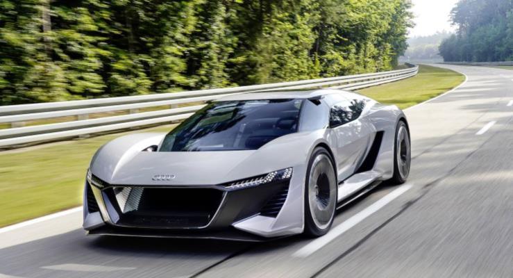 Audi PB18 E-Tron konsepti sürüş keyfini geleceğe taşıyor