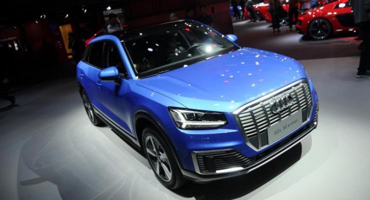 Audi Q2 L E-Tron 265 km Menzille Geliyor