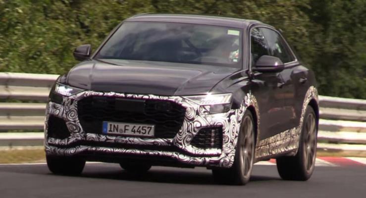 Audi RS Q8 coupe SUV segmentinde rekabeti kızıştıracak