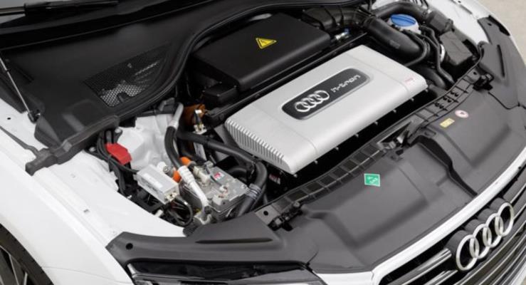 Audi Yakıt Hücreli Otomobillerden Vazgeçmedi