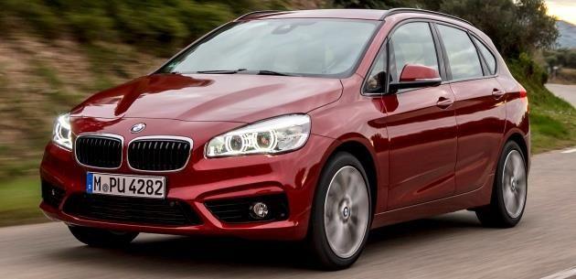 BMW 2 SERİSİ ACTİVE TOURER