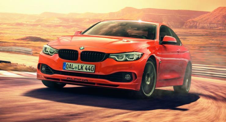 """BMW Alpina B4 S Bi-Turbo sınırlı üretim """"Edition 99"""" ile geliyor"""