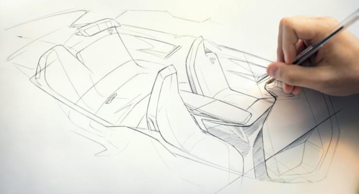 BMW iNEXT konseptinden çizimler yayınladı