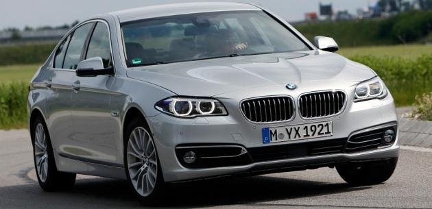 BMW KASIM 2014 SATIŞLARI İLE DİKKAT ÇEKTİ