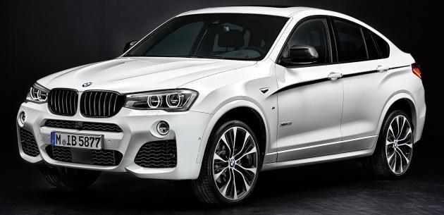 BMW, X3 ve X4