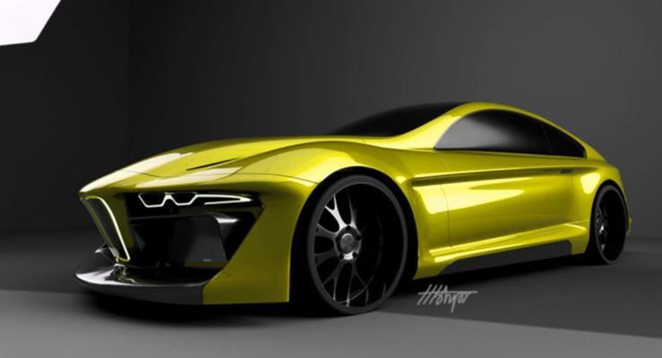 BMW yeni bir hibrit süper otomobil üzerinde mi çalışıyor?