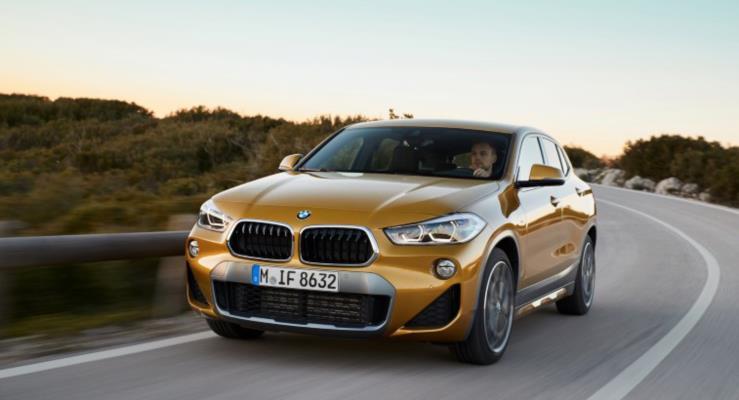BMW yeni X2 SUV'yi yeni fotoğraflarla detaylandırdı