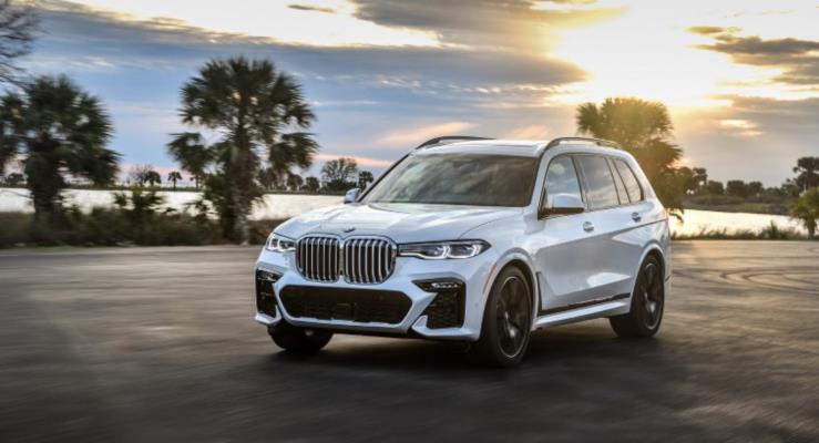 BMW, Yeni X7 İçin Detaylı Resim Galerisi Yayınladı