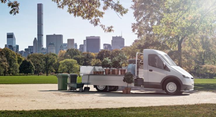 Bosch elektrikli kamyonet paylaşım hizmeti başlatacak