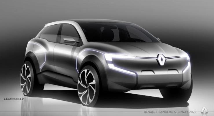 Bu Kadar Güzel Görünen Bir Dacia Sandero Olabilir mi?