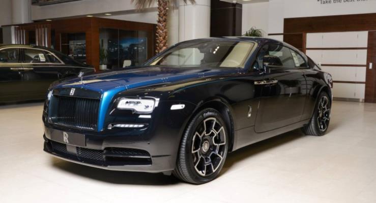 Bu Rolls-Royce'a sadece 40 kişi sahip olabilecek
