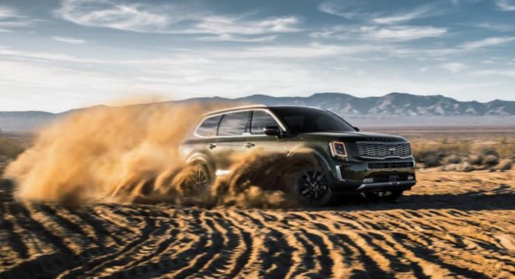 Bugüne kadarki en büyük Kia: 2020 Kia Telluride SUV