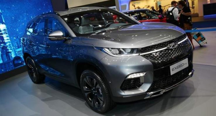 Chery'nin elektrikli SUV'leri Avrupa'ya en erken 2020'de gelecek