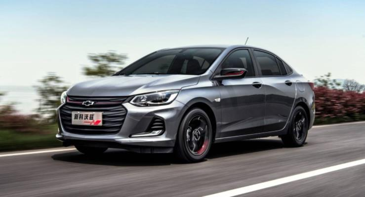 Çin'e Özel Chevrolet Onix Redline Detaylandı