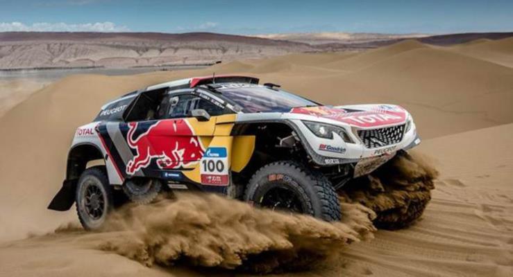Dakar 2019 başlıyor