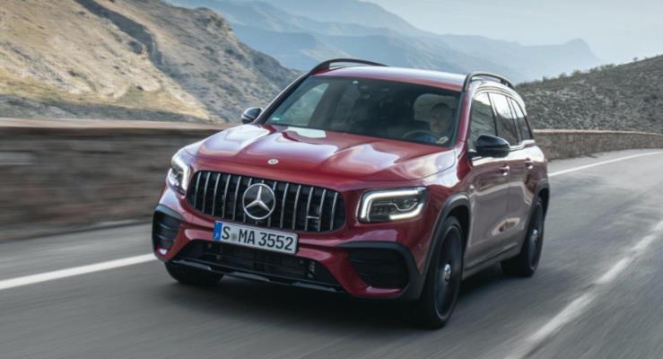 Dev Fotoğraf Galerisi Favori 2020 Mercedes GLB'nizi ...