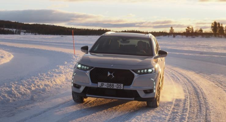 DS 7 Crossback 4x4