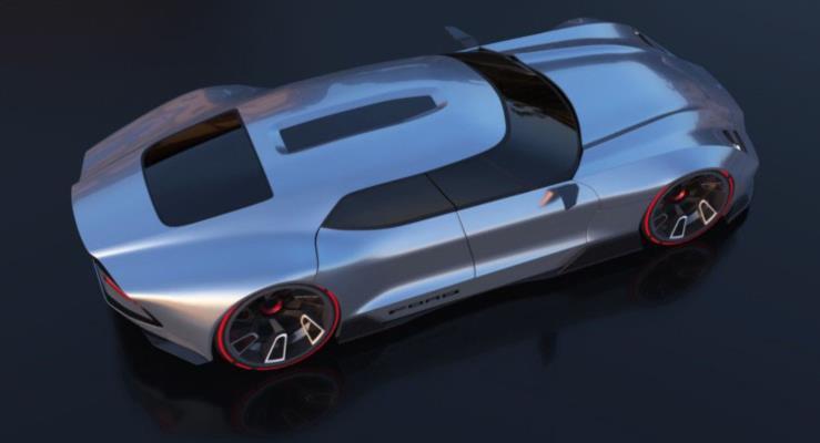 Dünya 2025 Ford Crown Victoria İle Daha İyi Bir Yer Olabilirdi