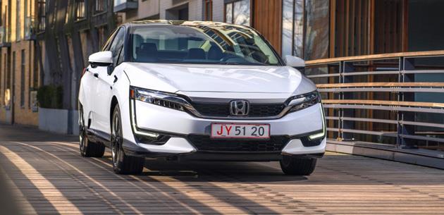 2017 Honda Clarity Fuel Cell; Dünyanın en gelişmiş yakıt hücreli otomobili