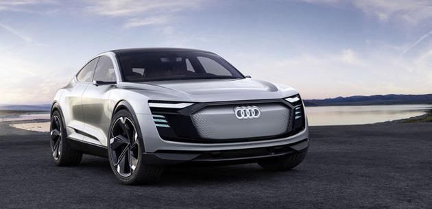E-mobilitenin mimarisi: Audi e-tron Sportback konsepti