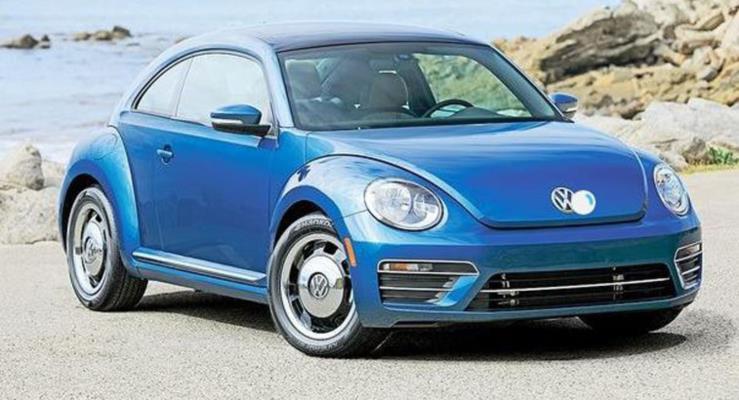 Elektrikli Volkswagen Beetle onay bekliyor