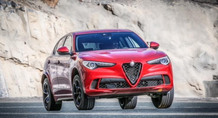 En Hızlı Alfa Romeo Stelvio Türkiye'de!