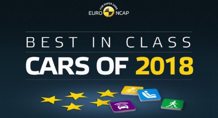 Euro NCAP 2018'in en iyi otomobillerini açıkladı