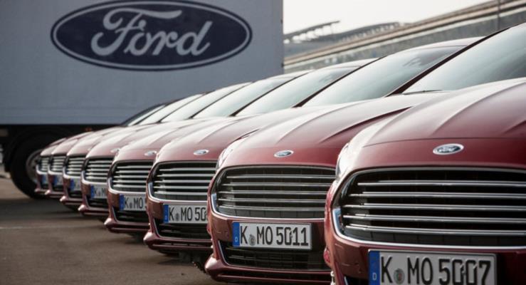 Ford ABD'de sedan modellerinin reklamlarını durdurdu