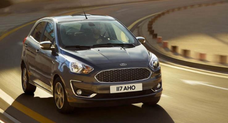 Ford Ka+ yeni Active modeli ve dizel seçeneği ile tanıtıldı