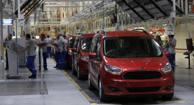Ford, Toyota ve FCA Türkiye'deki krizden olumsuz etkilendi