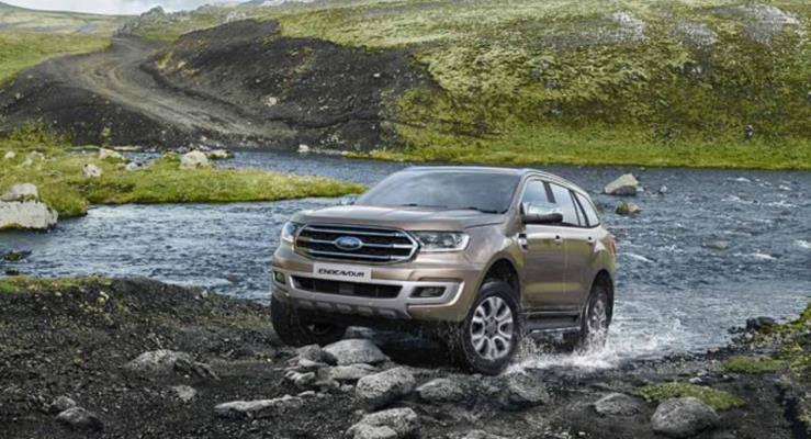 Ford ve Mahindra'dan Gelişmekte Olan Ülkeler İçin Yeni SUV