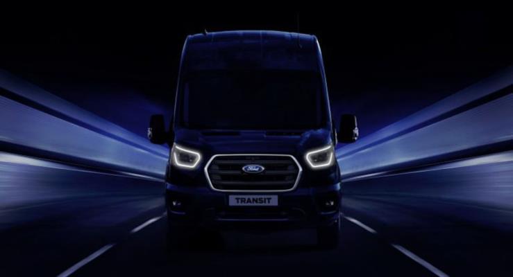 Ford yeni bağlantılı ve elektrikli Transit minibüslerini tanıtacak