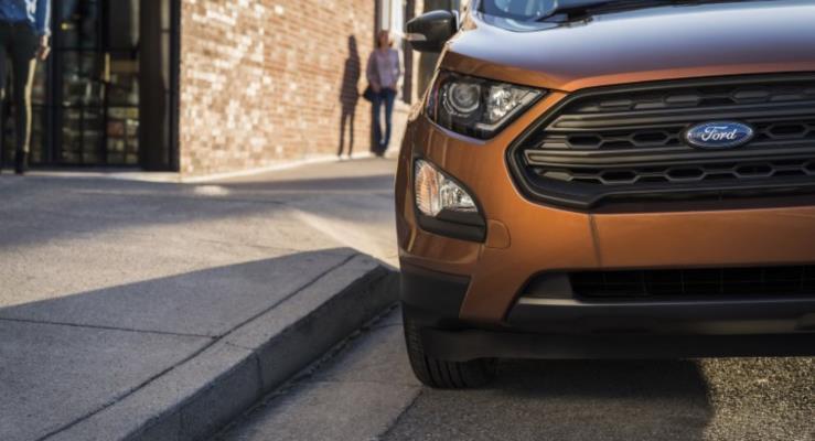 """Ford yeni EcoSport modelini """"EcoSpot"""" ile pazarlayacak"""