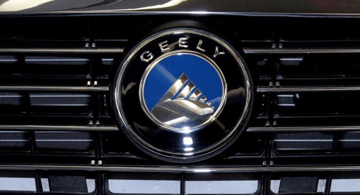 Geely yeni fabrikasında daha büyük otomobiller üretecek