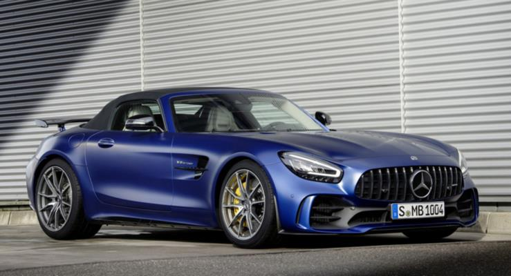 Gelecek Mercedes-AMG Modelleri, 121 HP Elektrikli Motorla Plug-in Hibrit Seçeneği Sunacak