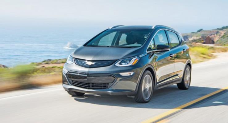 General Motors elektrikli otomobilleri 10 dakikada şarj eden sistem geliştiriyor