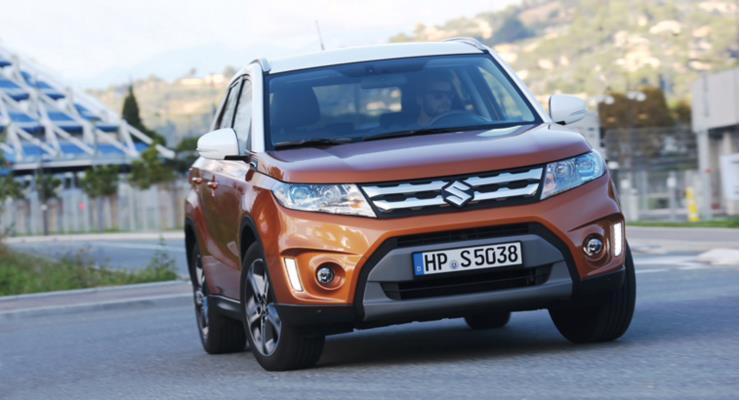 Gerçek 4x4 Suzuki Vitara'da Hurda Teşvikiyle 8 Bin TL'ye Varan İndirim!