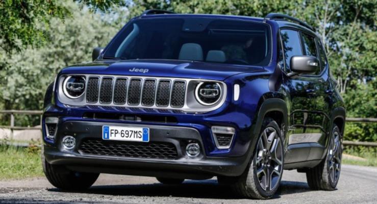 Güncellenen 2018 Jeep Renegade yeni motorlar ve teknolojilerle geliyor