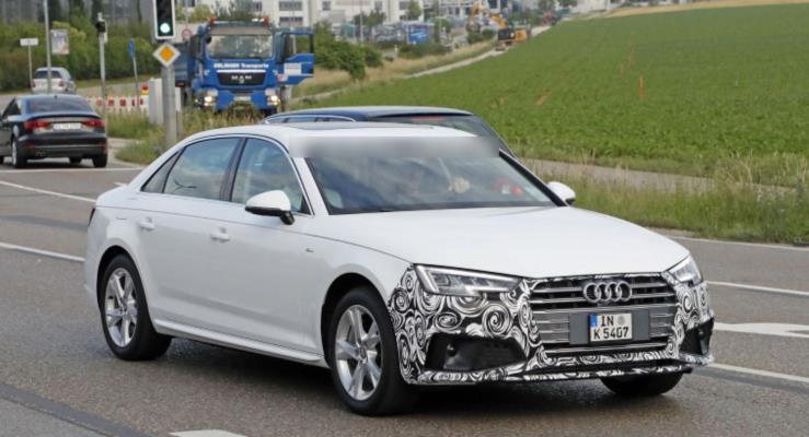 Güncellenen 2019 Audi A4 küçük stil değişiklikleri ve daha fazla teknolojiyle geliyor