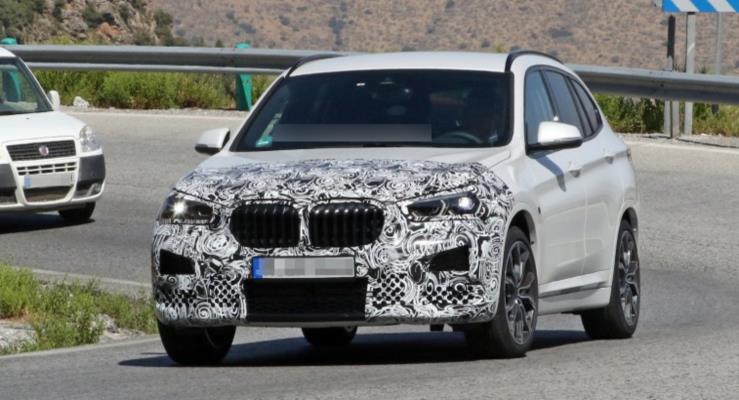 Güncellenen BMW X1 daha büyük multimedya ekranıyla geliyor