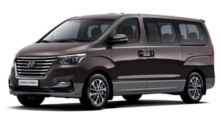 Güncellenen Hyundai Grand Starex minivan bu yıl geliyor