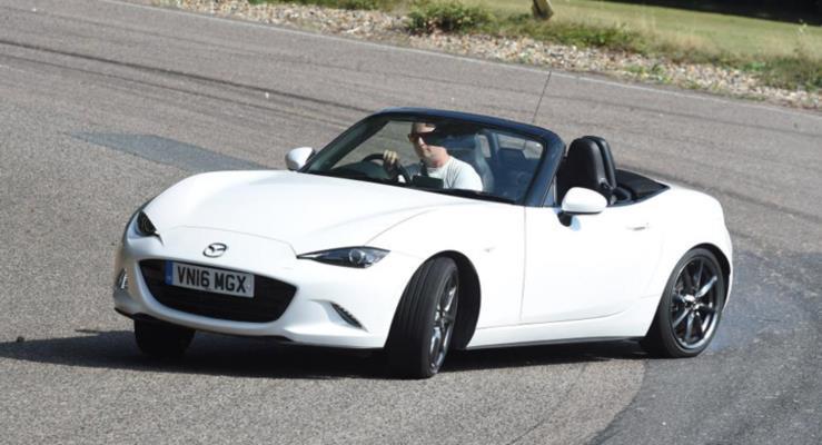Güncellenen Mazda MX-5: Daha fazla güç çıkışı ve yeni teknolojiler