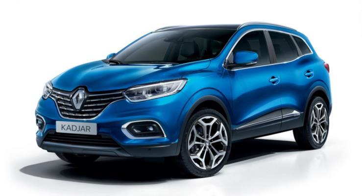 Güncellenen Renault Kadjar yeni 1.3 litre turbo benzinli motorla geliyor